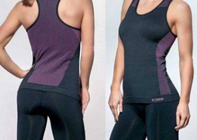 Cocot Art 5036 Musculosa competición Talle 1  $ 399.99