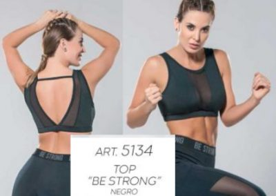 Cocot Art. 5134 Top Be strong. Talles 3 y 4